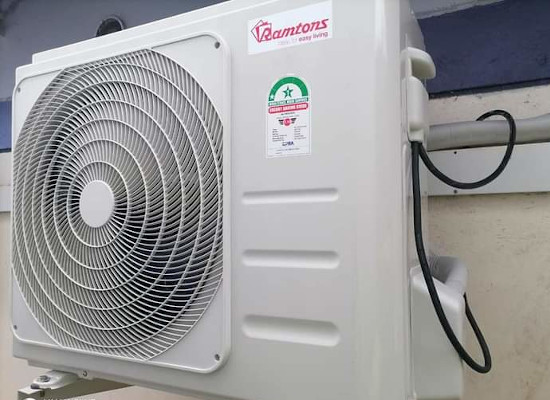 Installation of air conditioners and refrigeration